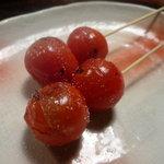 まさや - ☆トマト焼きもじゅわぁわぁ~(*^_^*)☆