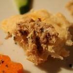 イスタンブール ハネダン - 前菜はトルコパンにディップして食べる
