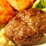 イスタンブール ハネダン - キョフテ(トルコ風ハンバーグ:牛肉&ラム肉)