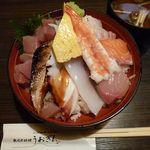 18399068 - 海鮮丼 500円