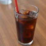 みのる食堂 - アイスコーヒー