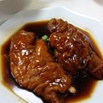 18399869 - 豚脚麺(とんそくそば) 1,000円