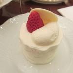 ロイヤルクリスタルカフェ - ショートケーキ