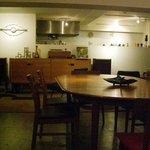 カフェ・キャトレール - 店内の様子