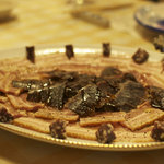 てだこ亭 - 料理写真:播州ハムのサラミ、ベーコン、ジャーキー