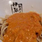 伊駄天 - 麺行使 伊駄天 ミソノアトデ・・・2009 By 「あなたのかわりに・・・」