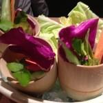 18400241 - 突き出し 生野菜