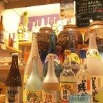 とぅーり - 泡盛はもちろん沖縄、奄美の地酒からカクテルまで♪