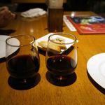 SPAIN BAR&CAFE Esperanza - ビノティントでサルー!