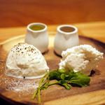 渋谷チーズスタンド - 出来たてモッツァレラ&リコッタ