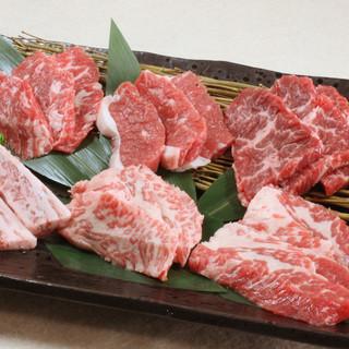 当店の『厳選』した美味しい国産牛肉を是非ご賞味ください!