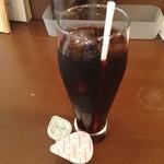 オリーブ・キッチン  - お友達のお友達のお店なので、サービスのコーヒー頂きました(#^.^#)