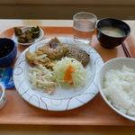 北海道工業大学 HITプラザ食堂 - 100円朝食2013/4/16