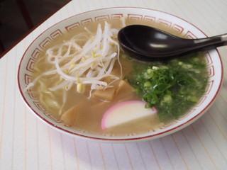 末広食堂 - ラーメン 450円