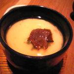 焼とりの八兵衛 - トリュフの茶碗蒸し