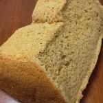 すぎうらベーカリー - 米粉シフォンケーキの紅茶味