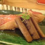 小石川 かとう - キンキの煮付け