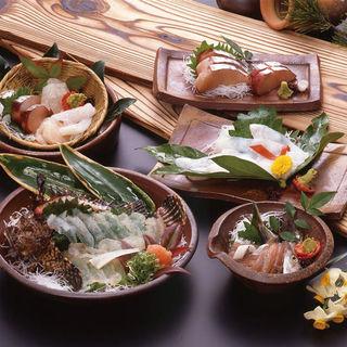 職人が選んだ美味しいお魚をお楽しみください。