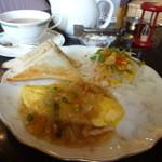Cafe Dulce - 料理写真: