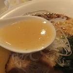 阿羅漢 - スープ