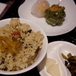 海鮮薬膳中華  トンフォン - 薬膳八宝飯