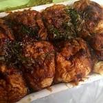 たこ焼 道くさ - 料理写真:たこ焼き