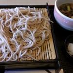 長太郎 - 鴨笊蕎麦!
