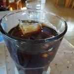 モアザン 地産地消カフェ ぷくぷく - アイスコーヒー