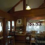 モアザン 地産地消カフェ ぷくぷく - カフェコーナーの入口