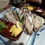Awataguchi - 生牡蠣