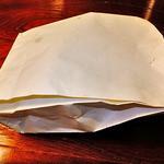 白泉堂 - 手作り(?)の紙袋