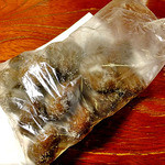 白泉堂 - プラスチック製の袋に入っています