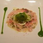 レ ロジェ エギュスキロール - 前菜