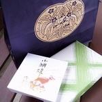 桃林堂 陌草園 - 五智果と小鯛焼き