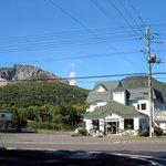 1842662 - 川湯温泉駅から硫黄山の眺め