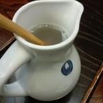 藤木庵 - そばつゆ