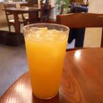 モンスーンカフェ - オレンジジュース