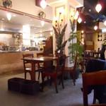 モンスーンカフェ - 店内