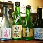 イチロー - ときどき入荷される限定日本酒の数々♪
