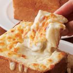 ジロー珈琲 - 料理写真:グラタントースト