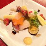 露瑚 - お料理写真