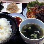 18427064 - 焼き肉定食