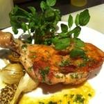 リュード シュリ - 大山地鶏もも肉のロースト