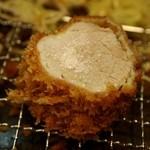 とんかつ 真 - 岩塩