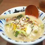 18428125 - 温野菜チーズ焼き麺