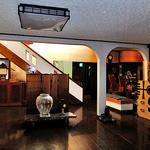 ゆじゅく 金田屋 - 玄関内部