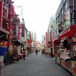 18429039 - 中華街です。 平日は、閑散としてます。 静か。