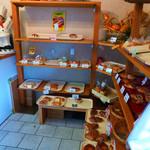 パレー - 店内販売のパン