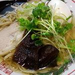 伊佐夫 - いりこそばTEN麺