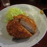 18430760 - 鶏メンチカツ(2013/4/15)